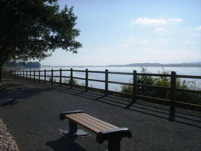 Cycling - The Exe Trail