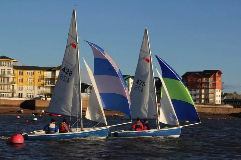 Sailing - Exe Sailing Club