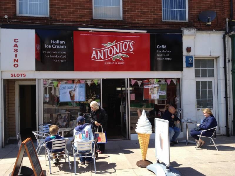 Antonio's - an authentic Italian ice cream parlour and coffee house
