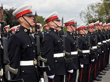 Commando Training Centre Royal Marines Lympstone CTCRM