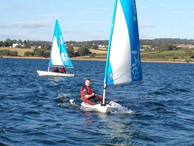 Sailing - Sail Exmouth
